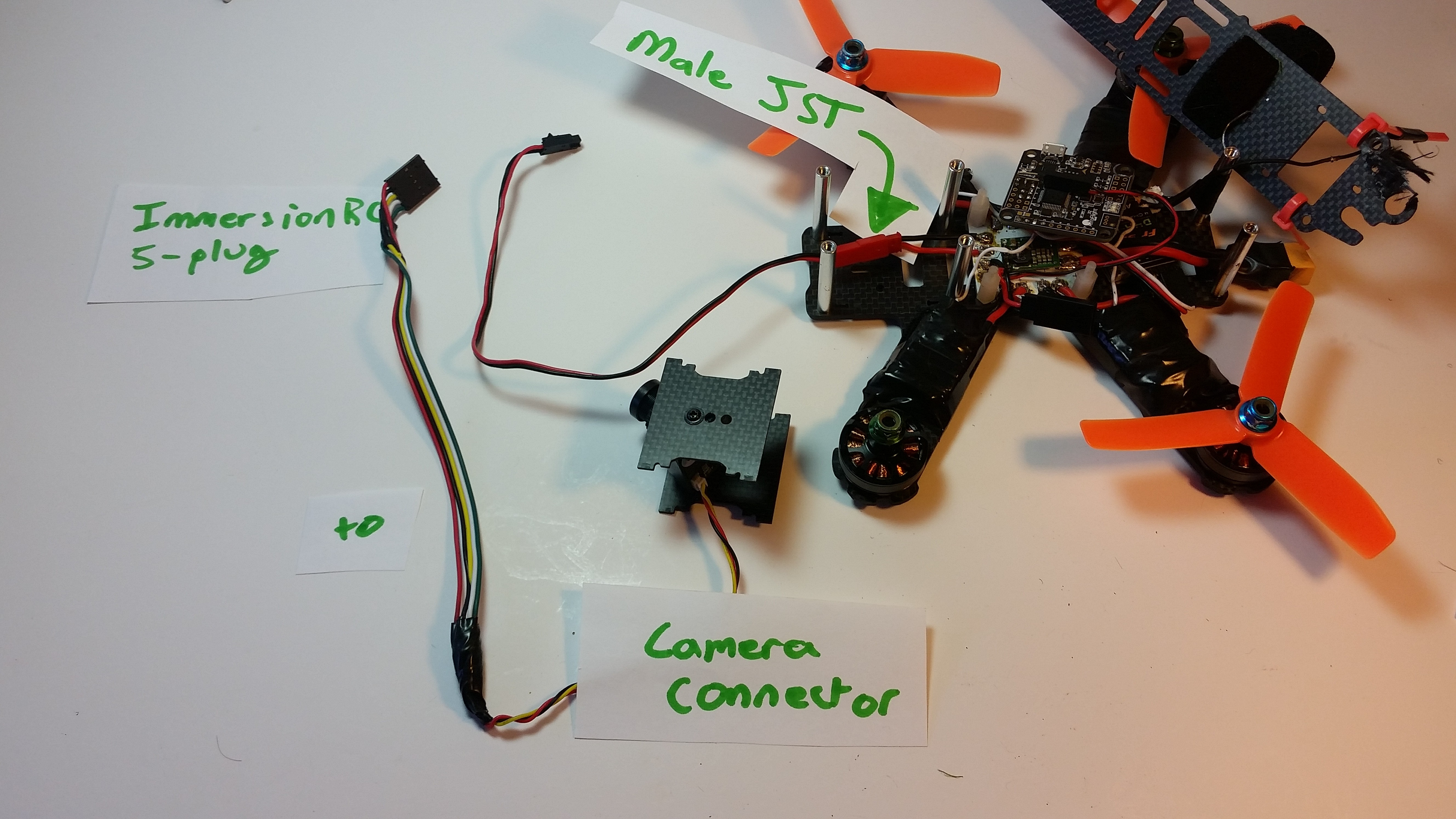 How to wire your machine for an FPV Racing Event – Paul Nurkkala