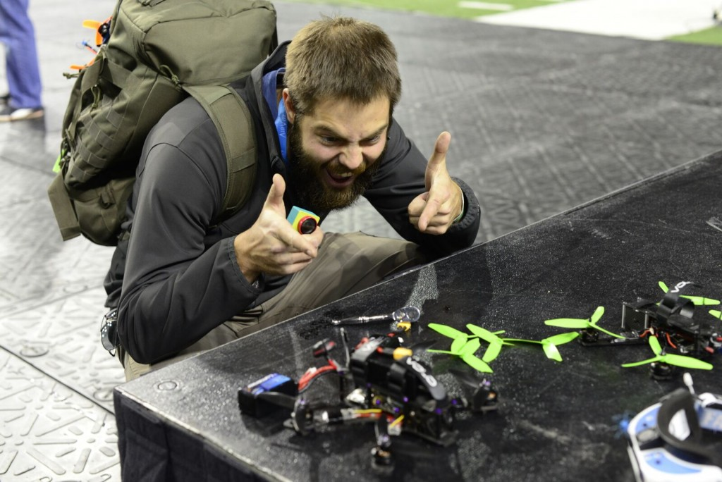Glad my quad isn't quite as beat up as the freestylers'. (photo credit to fpvraceleague.com)